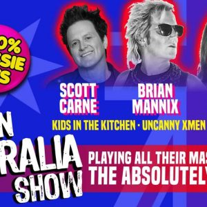 Made in Australia Absolutely 80s show